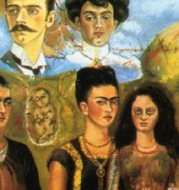 Kahlo family