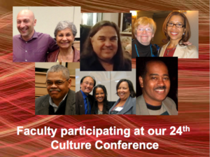culture conference 2015 - faculty
