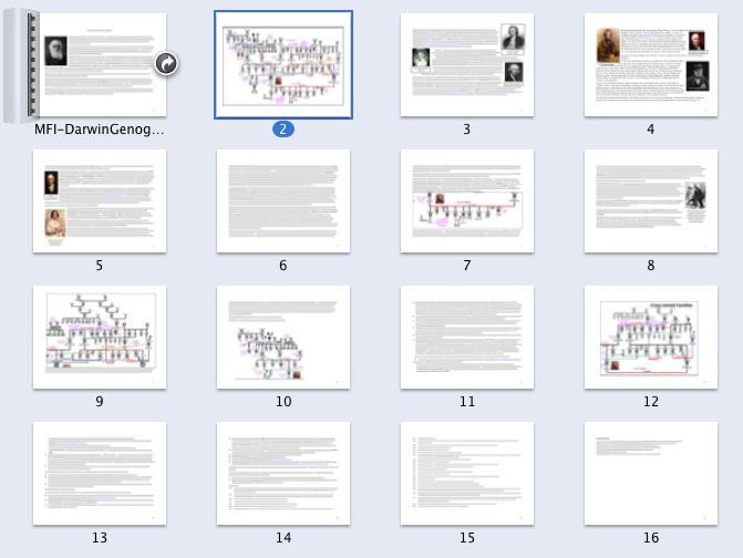 darwin pdf grid