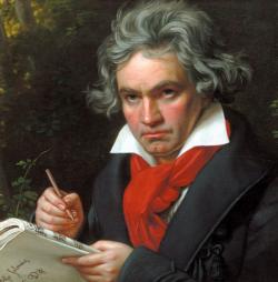 Portrait-Beethoven