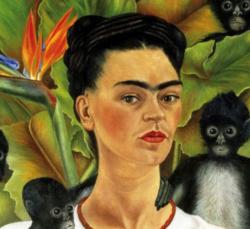 Portrait-Kahlo
