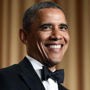 Portrait-Obama
