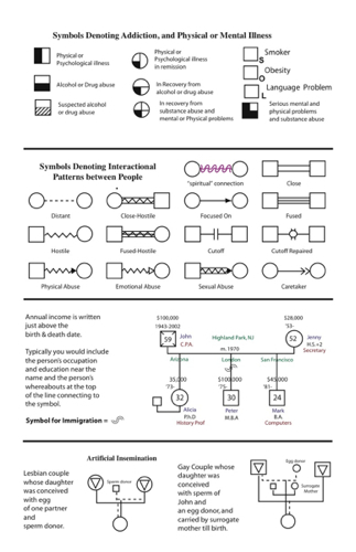 Genogram How To Downloadable Pdf Multicultural Family Institute